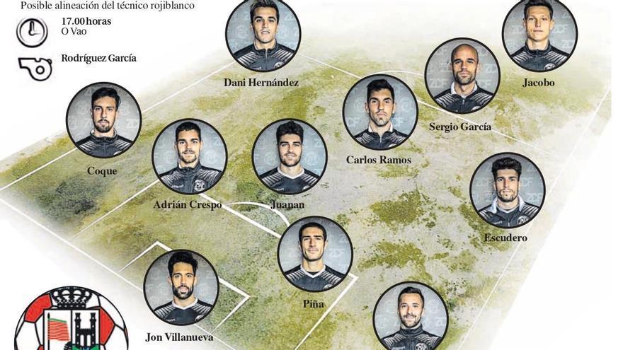 Primer baño de bronce: el Zamora CF vuelve a competir en Segunda B