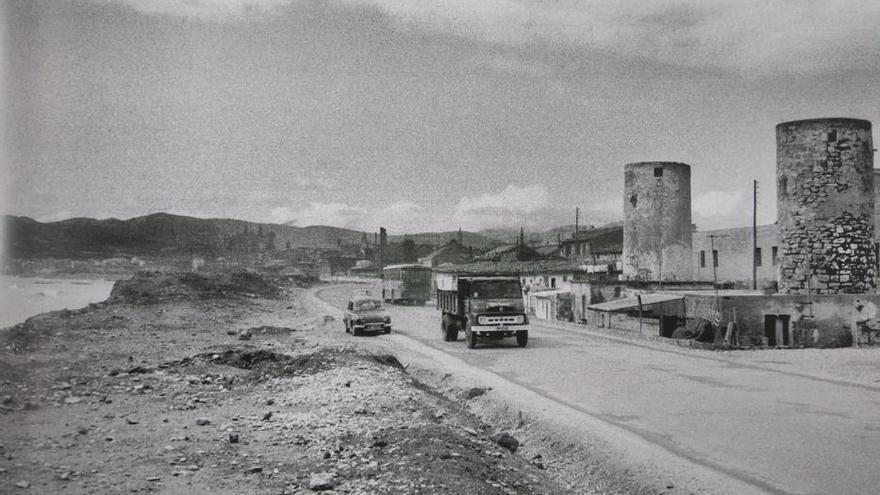 So sah der Fotograf Torrelló die Stadt Palma