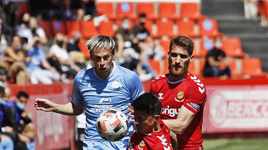 La UD Ibiza testea ante el Nàstic su fortaleza de cara al 'play-off'