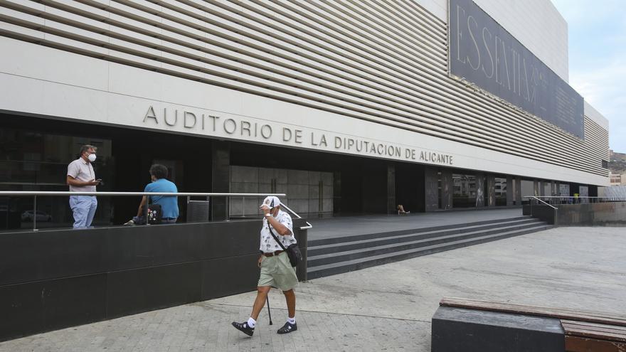 Un evento con 200 médicos en el ADDA recupera los congresos en Alicante siete meses después