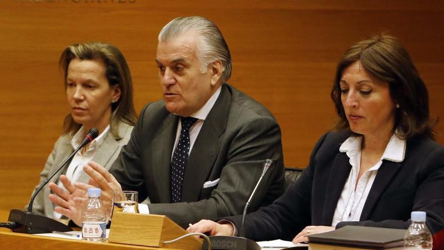 Pedraz solicita las pruebas de 'Kitchen' que afecten a Bárcenas