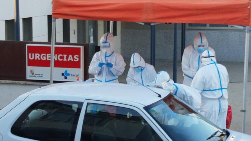17 infectados más de coronavirus en las residencias de Zamora