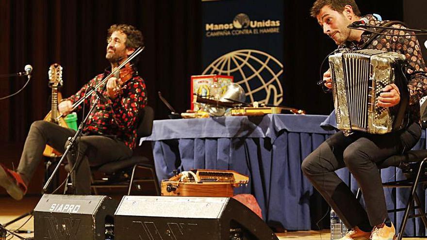 Manos Unidas y música contra el hambre