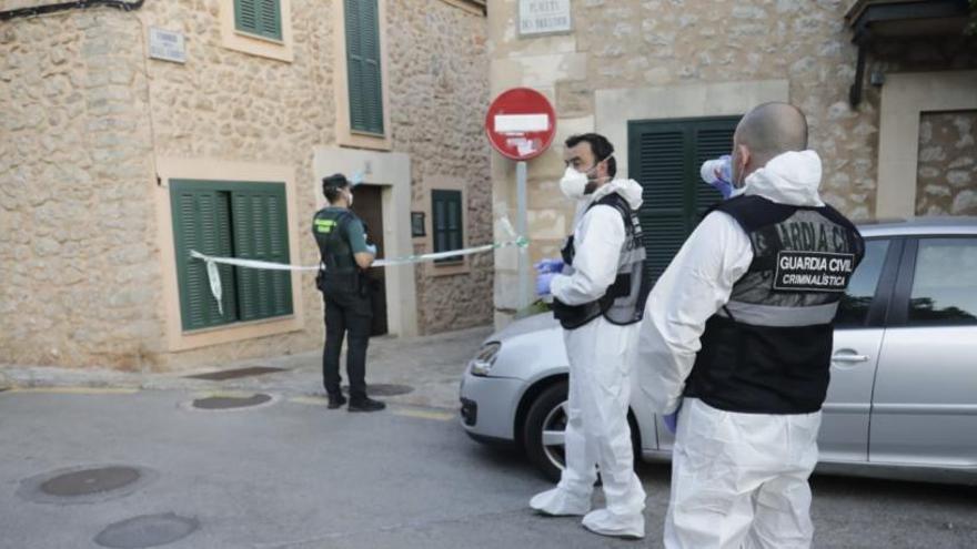 Hallan los cadáveres de un hombre y una mujer en una casa en Mallorca