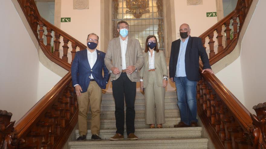 Vilagarcía se convierte en la Universidade de Arousa