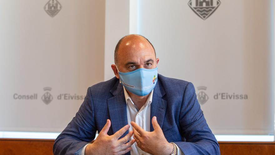 Vicent Marí, presidente del Consell de Ibiza, positivo en coronavirus