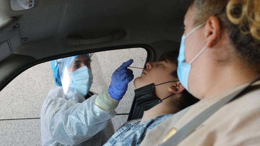Ligero descenso de la presión hospitalaria por coronavirus en Castellón