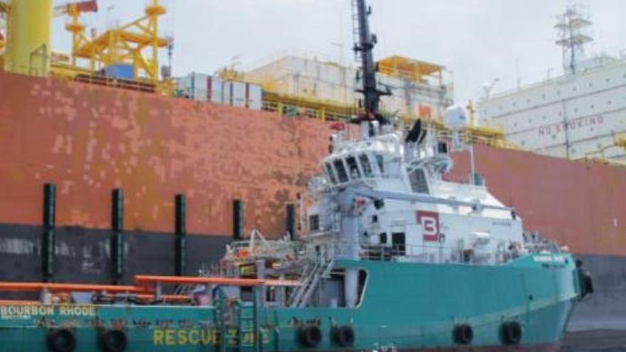 Hallados los cuerpos de otros dos marineros del 'Bourbon Rhode'