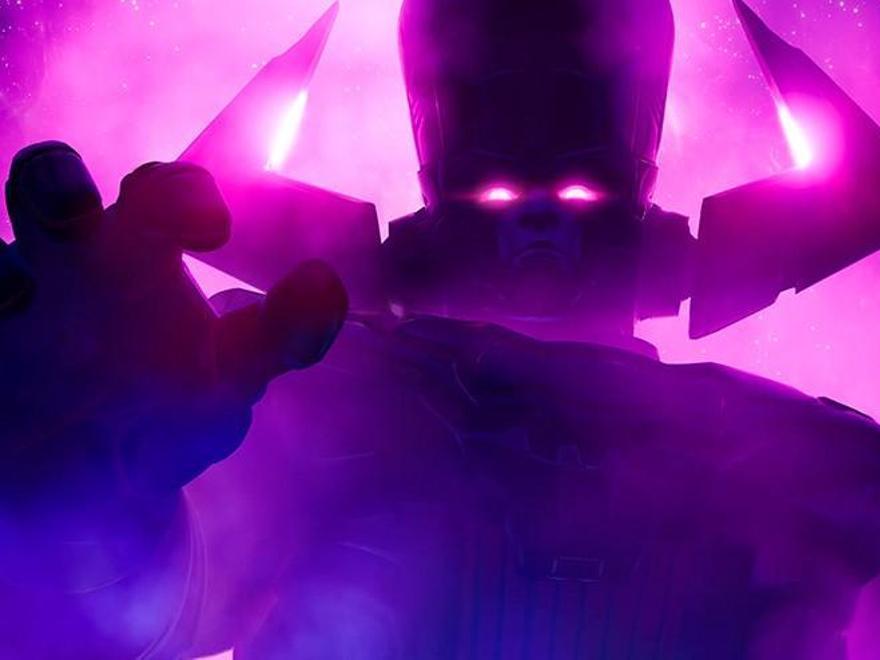 Epic Games confirma planes de lanzamiento para el evento de Galactus en 'Fortnite'