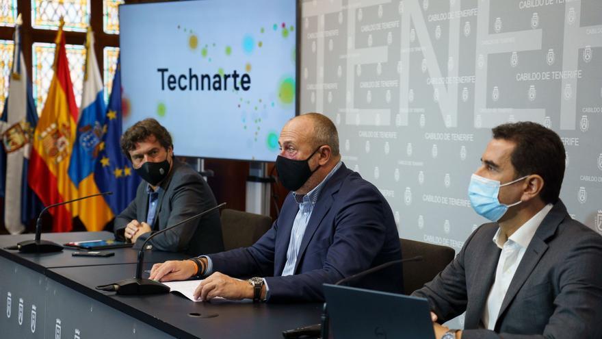 El Cabildo de Tenerife lanza una residencia en el ITER para fusionar arte e innovación