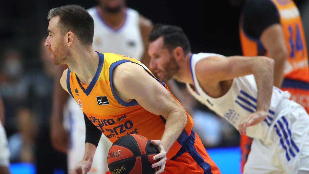 Valencia Basket - Real Madrid