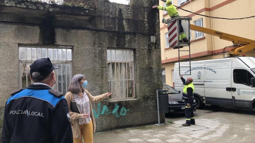 """Los vecinos piden mejoras del tráfico en O Forte y el Concello las proyecta de forma """"escalonada"""""""