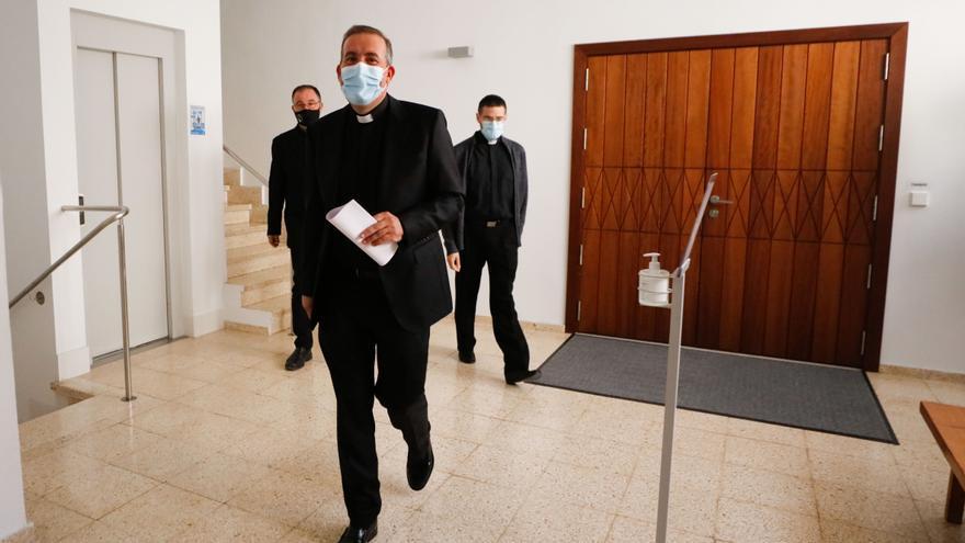 """Vicent Ribas, nuevo obispo de Ibiza: """"El cura acusado de abusos ya no ejercerá»"""