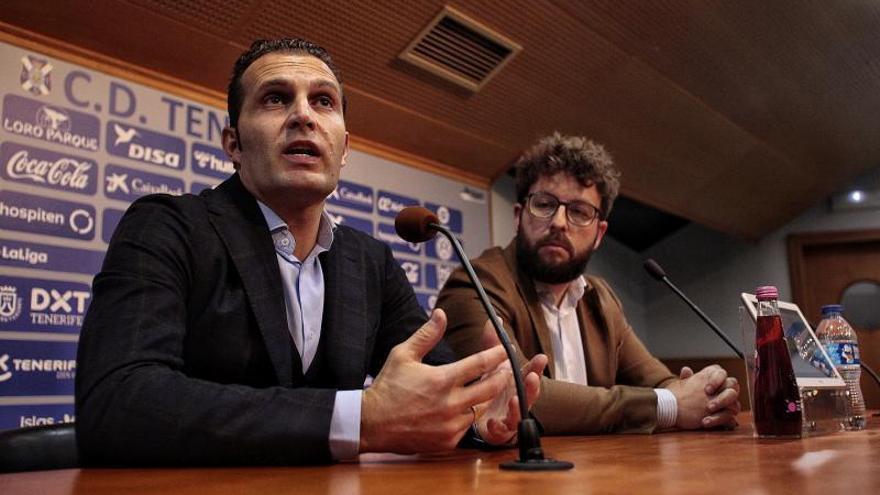 """Rubén Baraja: """"Quiero un equipo difícil de batir"""""""
