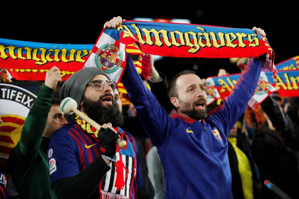 LaLiga Santander: Barcelona-Mallorca