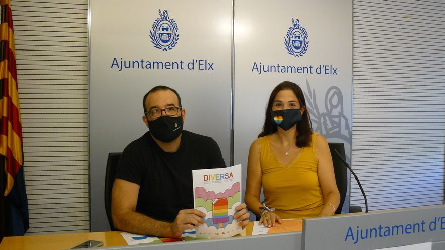 La primera transexual española que consiguió cambiar su nombre en el DNI protagoniza el Diversa Elche