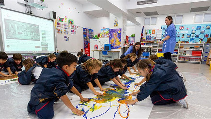 La formación más completa en el Lope de Vega International School