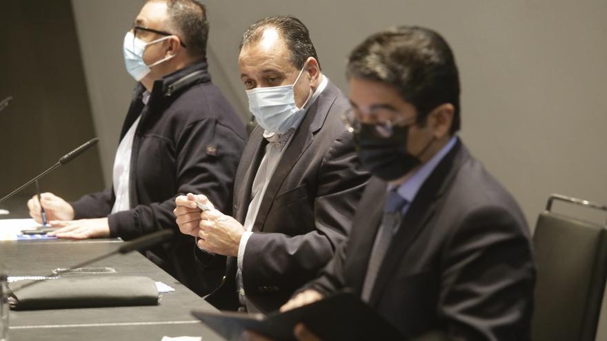 Martín también rechaza un confinamiento parcial o total de Tenerife
