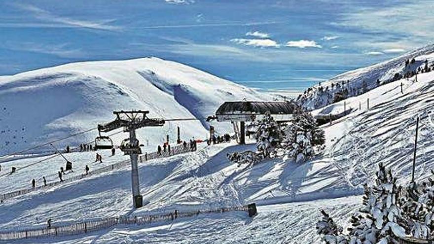 La Molina es promourà a l'estiu com a principal entrada al Cadí