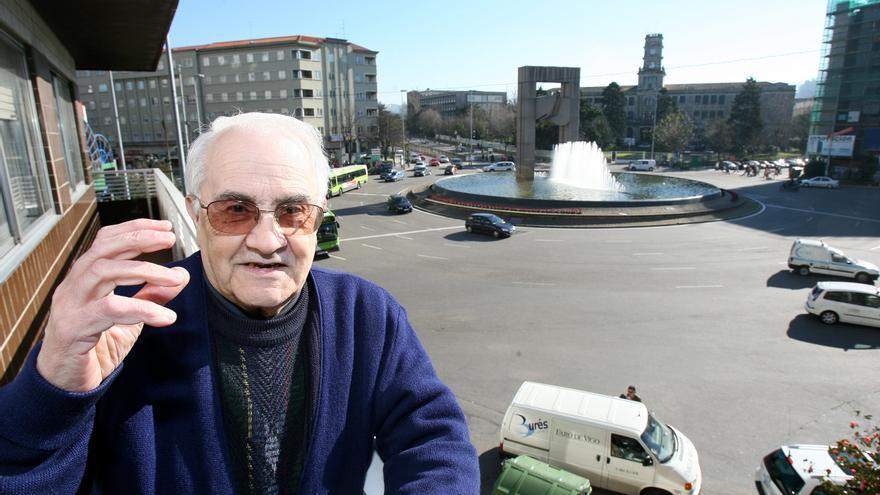Muere Luis Martínez Salgado, Marsal, fundador de Galicia Social