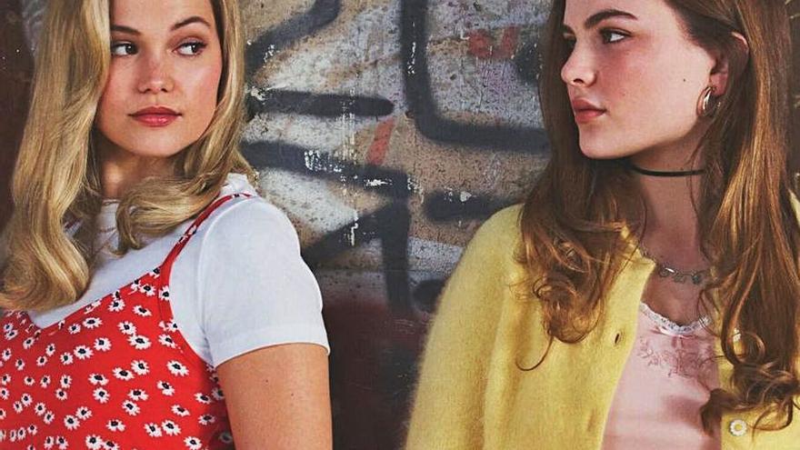 Amazon torna a fer diana amb un thriller sobre dues adolescents