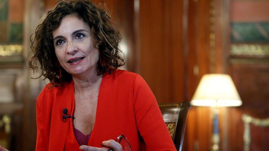 """Montero: """"Solo hay ventajas y los inconvenientes son voluntarios"""""""