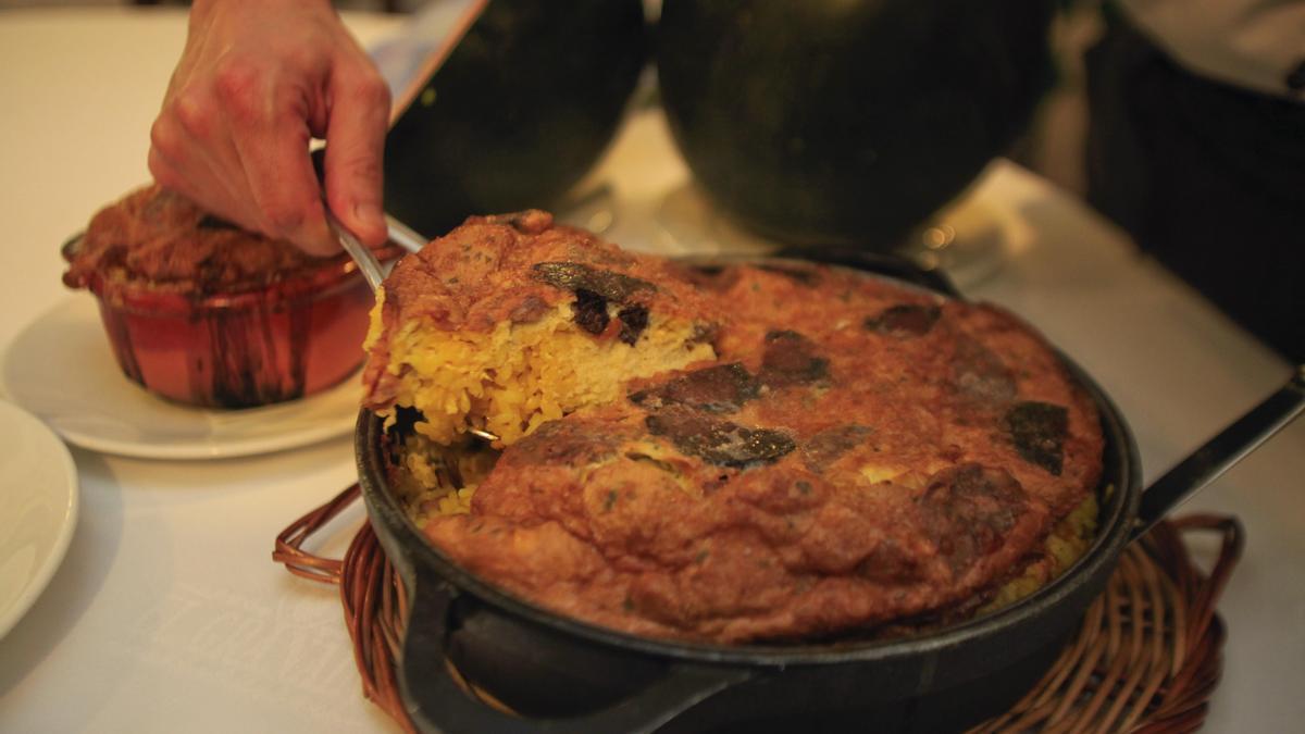 Recetas de Alicante: Cómo hacer un delicioso arroz con costra al horno