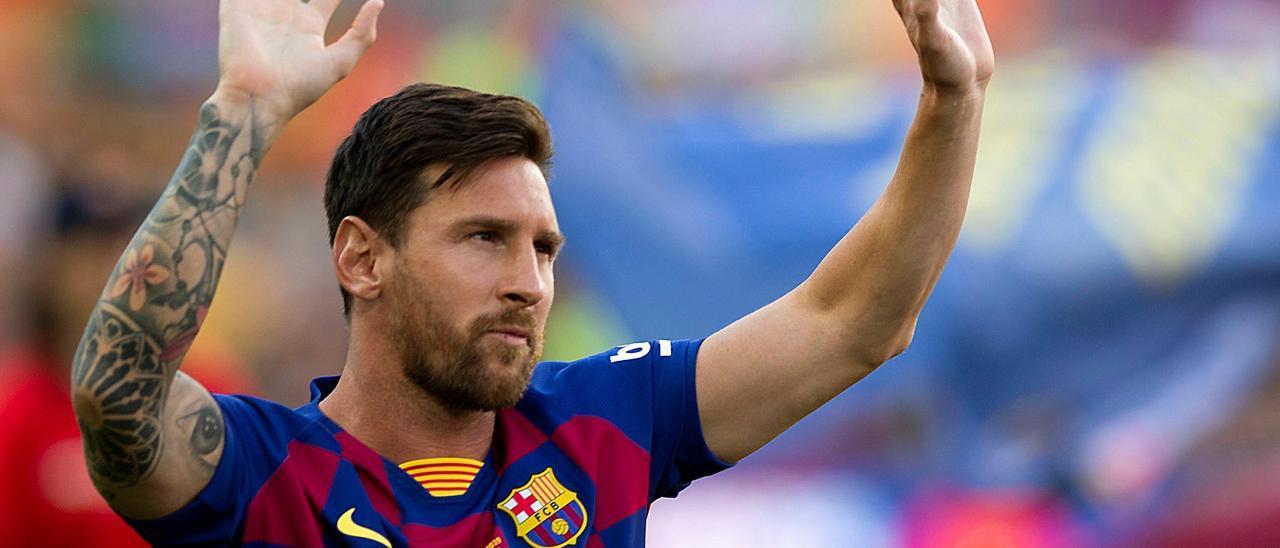 Messi no renovará por el Barcelona.