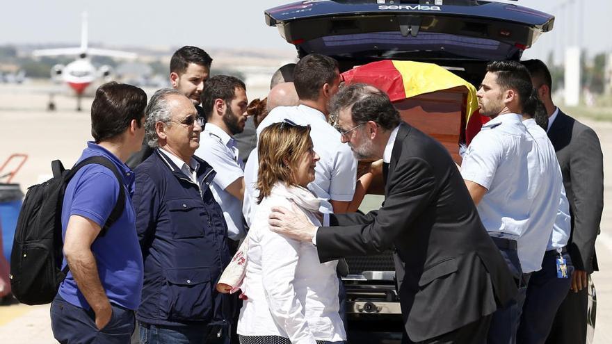 Ignacio Echeverría será enterrado hoy en Las Rozas