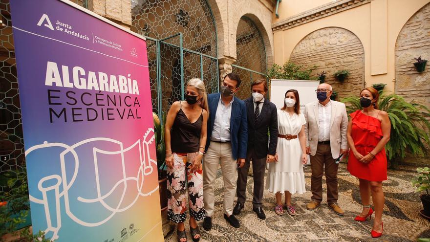 Cultura impulsa 'Algarabia', un nuevo certamen de teatro medieval en Medina Azahara