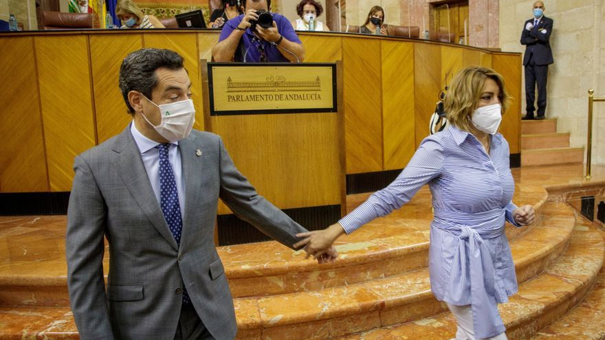 Susana Díaz tendrá un escaño en el Senado tras su derrota en las primarias andaluzas