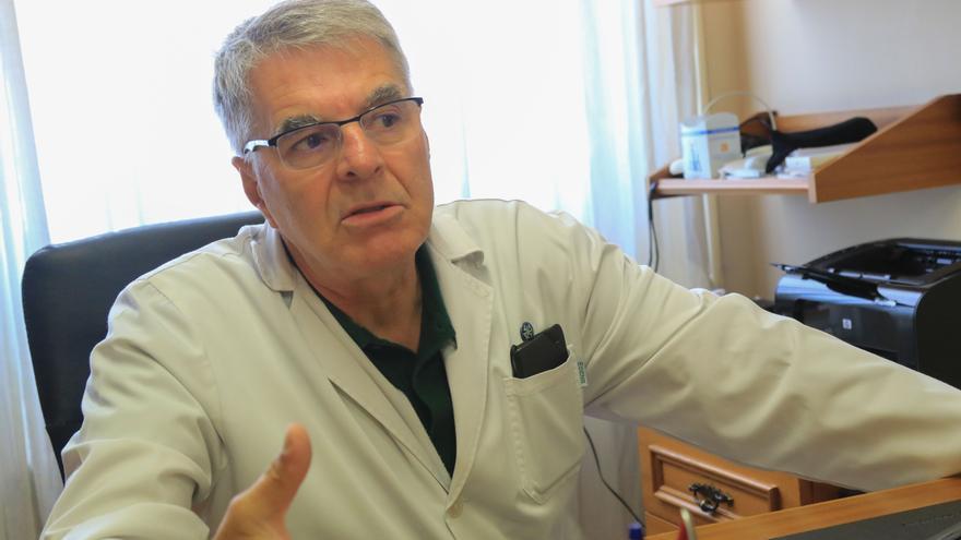 Fallece por coronavirus Juan Sánchez Estella, el jefe de Dermatología del hospital de Zamora