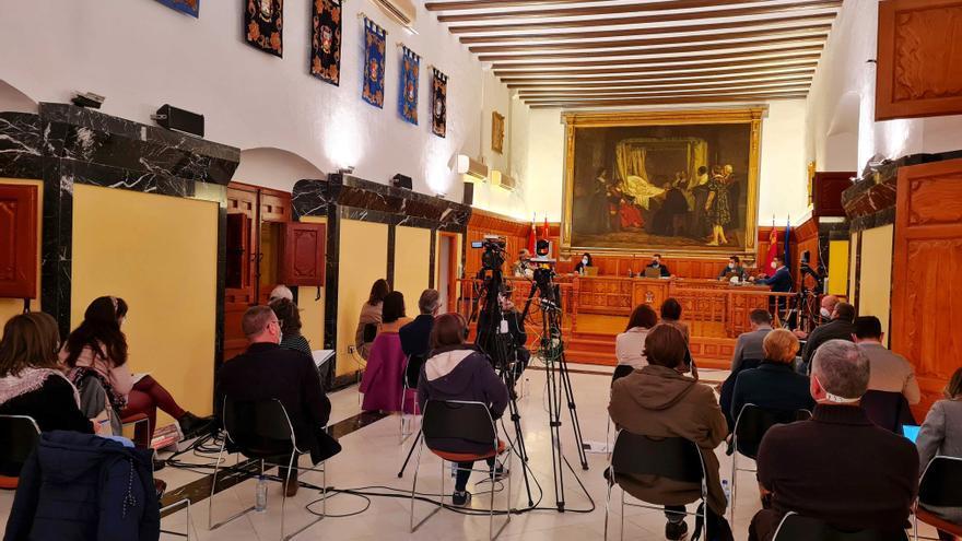 El Ayuntamiento de Caravaca estará en la Fundación que pondrá en valor la casa de San Juan