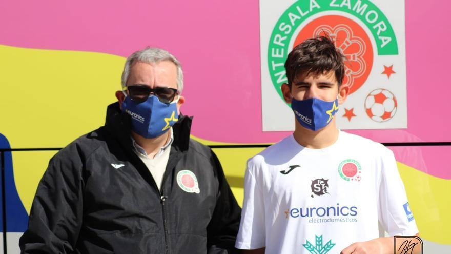 El Intersala Zamora incorpora a Rodrigo Marqués Jorge