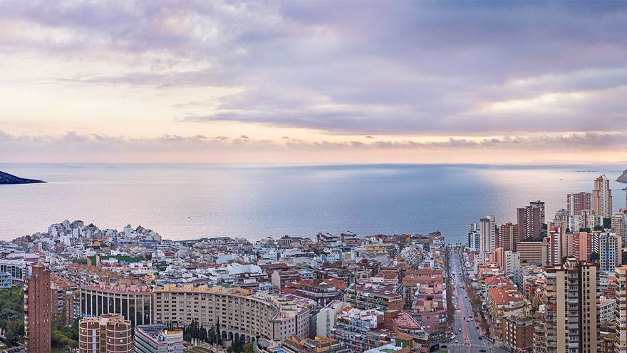 Benidorm, modelo turístico sostenible