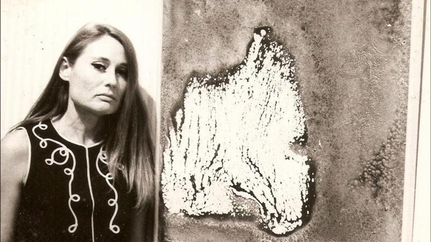 Yolanda Graziani, pintura y sueños