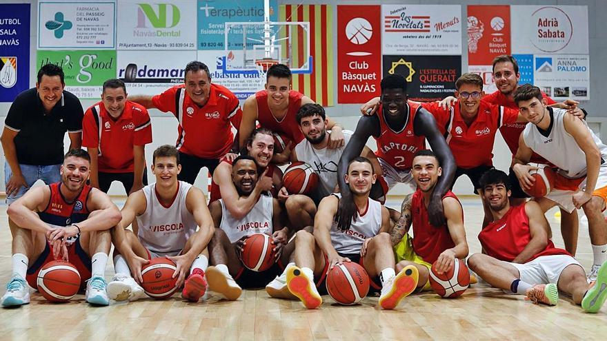 Els equips EBA inicien la Lliga Catalana