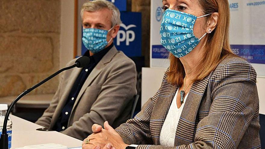 """Ana Pastor exige al Gobierno central que """"dé la cara"""" en la gestión de la pandemia"""