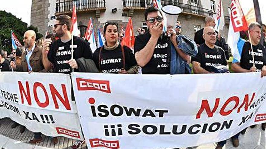 Isowat, emblema de la industria 4.0, echa el cierre y deja en la calle a 66 trabajadores
