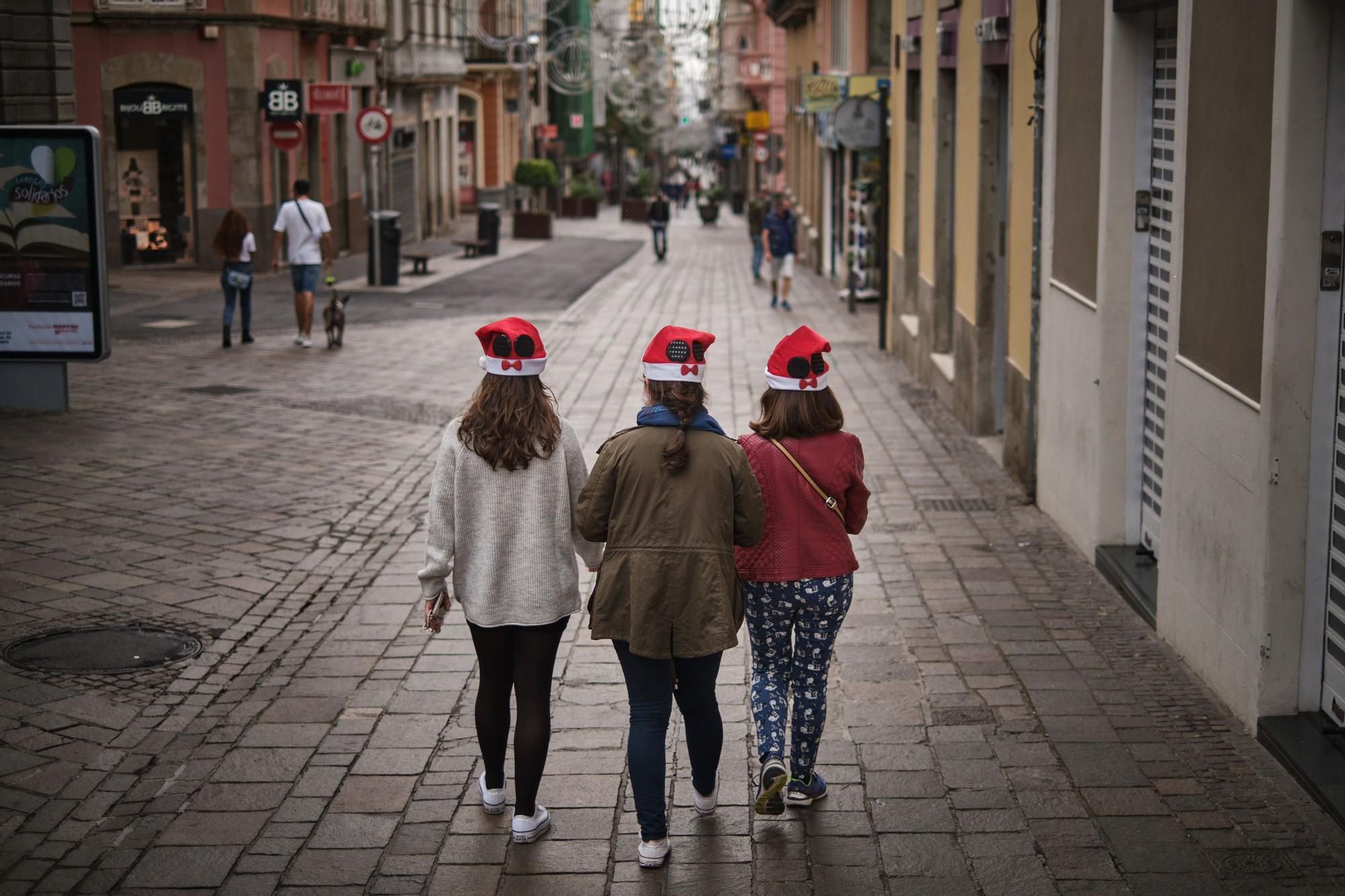 Paseo de Navidad en Santa Cruz