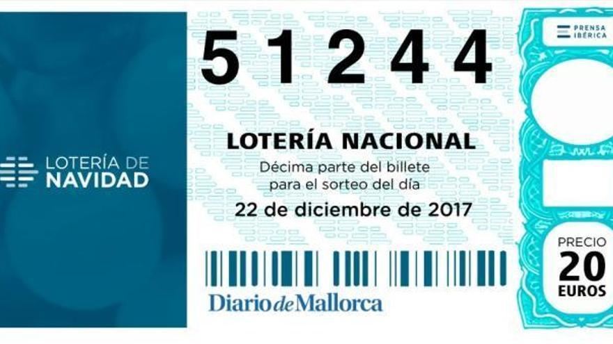 Weihnachtslotterie: Millionen-Glück auf Mallorca