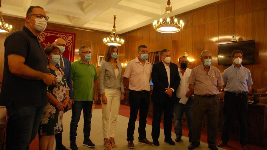 """La Junta levantará """"lo antes posible"""" las restricciones derivadas del fuego de Lober de Aliste"""
