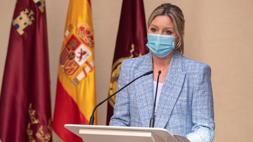 """Ana Martínez Vidal: """"No hay mayor forma de corrupción política que formar un Gobierno con tránsfugas"""""""