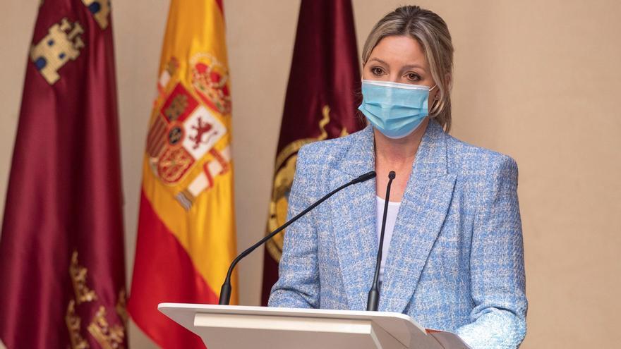 La moción de censura murciana empieza su debate en Cartagena
