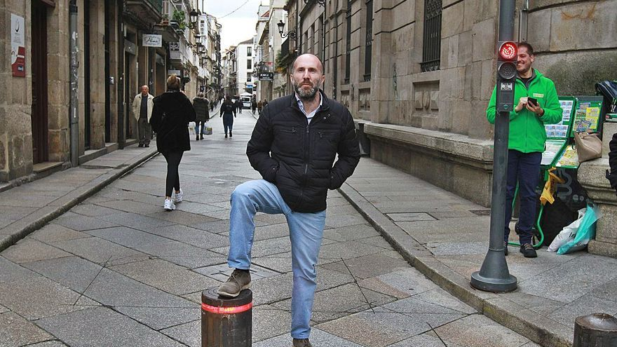 """Archivada la denuncia contra Jácome por bajar los bolardos: es """"alegal"""", pero no delito"""