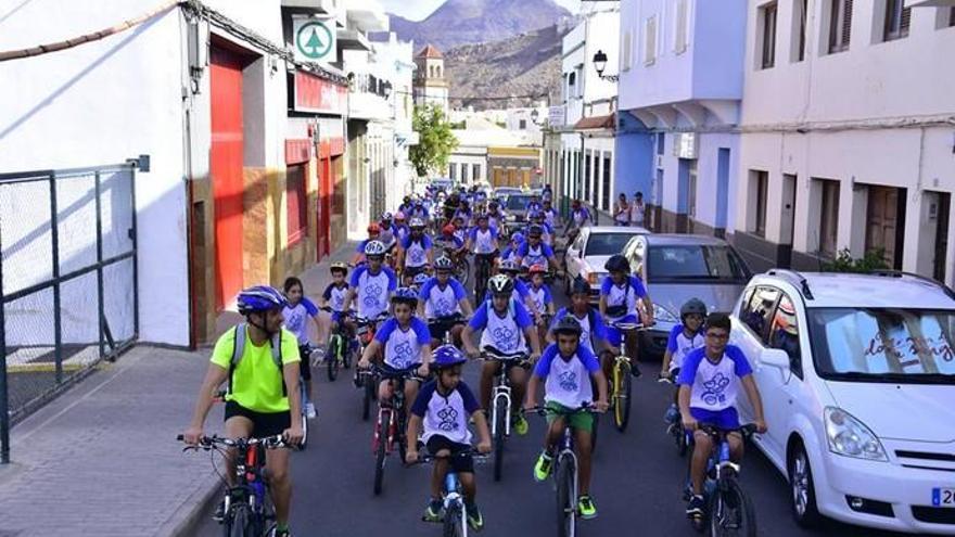 Nueva edición de 'La Marcha en bici'