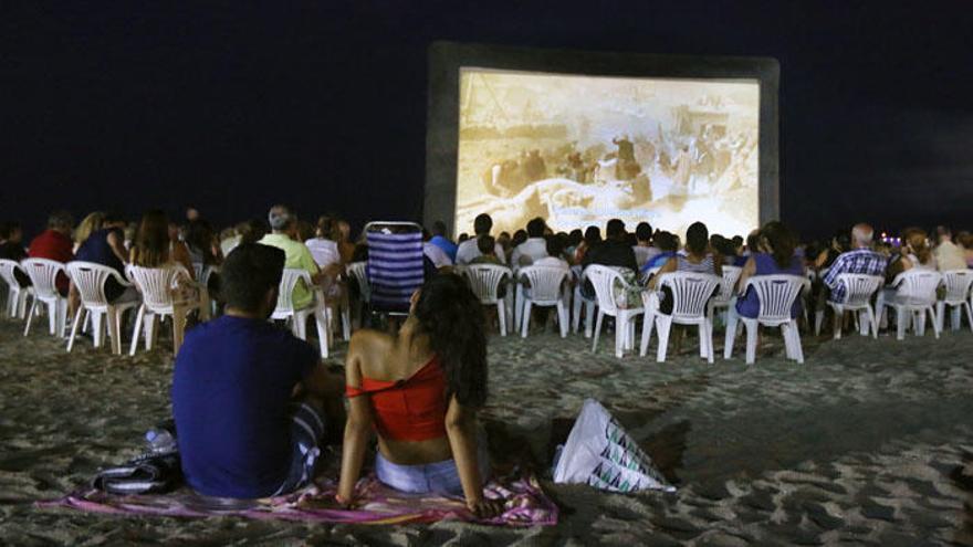 El Cine Abierto comienza en Málaga este 1 de julio con 128 proyecciones gratuitas