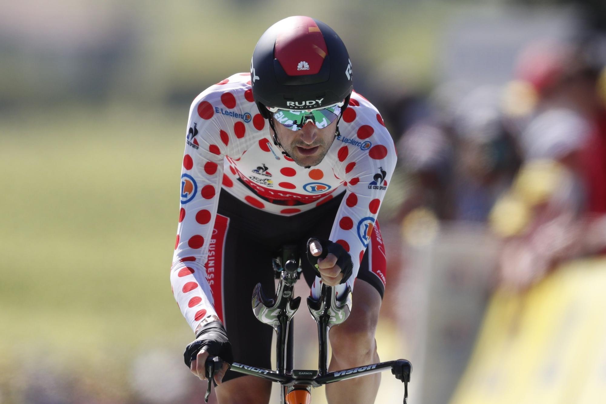 Tour de Francia: Etapa 20
