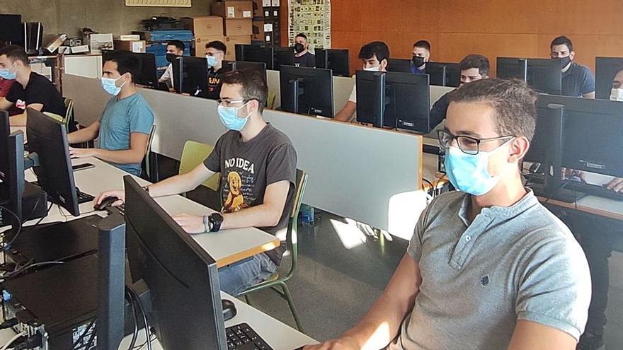Cuna de especialistas en ciberseguridad