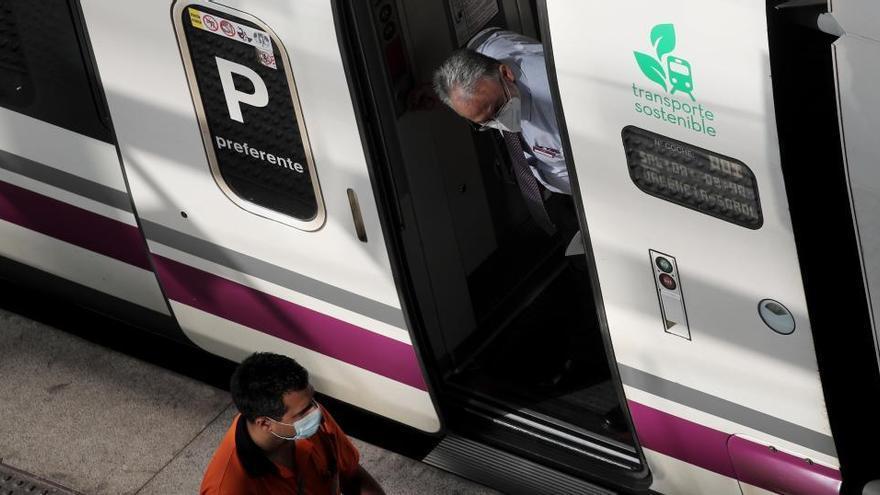 Renfe retorna més de 17,7 milions per la devolució de 387.012 bitllets d'AVE